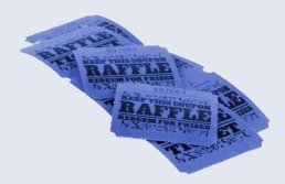 [raffle tickets]