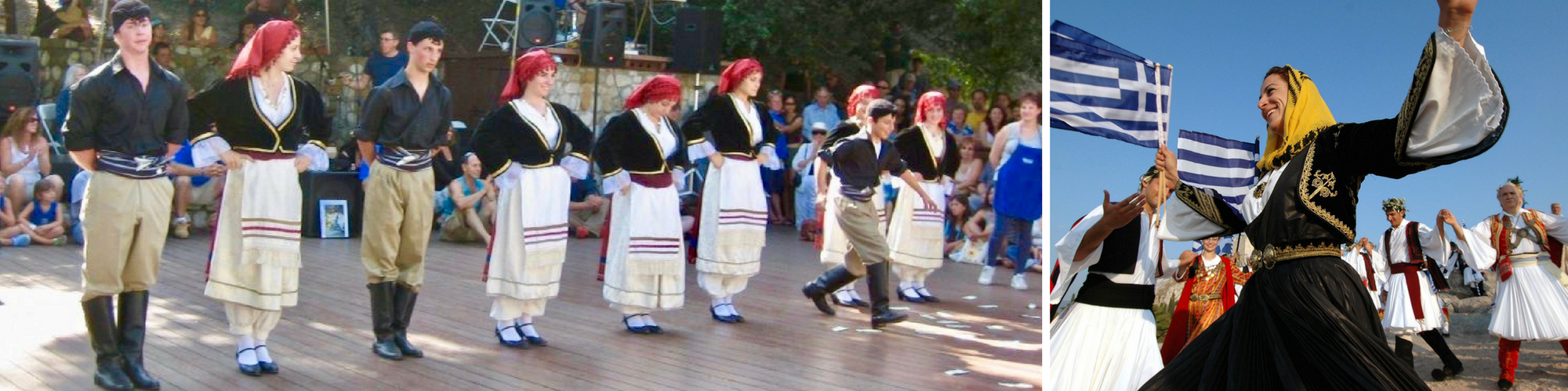 Greek Music, Dancing and Lessons